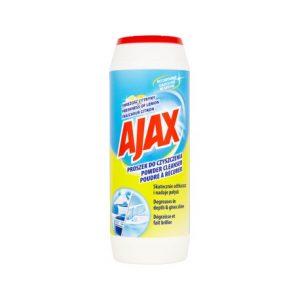 ajax swiezosc cytryny proszek do czyszczenia 450 g