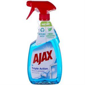 detergent geamuri ajax floral fiesta 500 ml 1