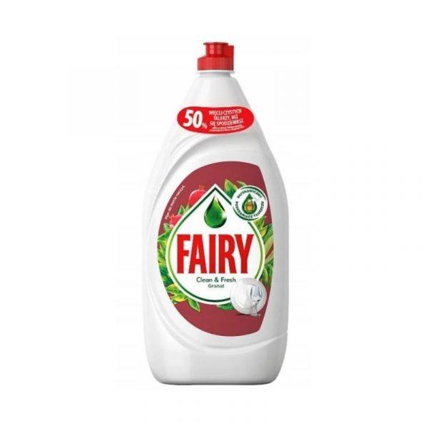 plyn do mycia naczyn fairy granat 900ml