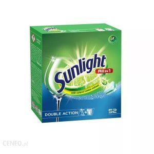 i sunlight tabletki do zmywarki all in one cytryna 52 szt Easy Resize.com