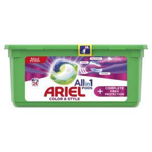 ariel all in 1 pods complete fiber protection kapsulki do prania 24pran 6827067 Easy Resize.com