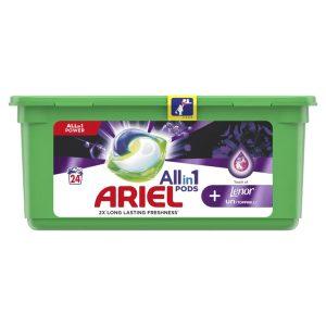 ariel all in 1 pods unstoppables kapsulki do prania 24pran 6827065 Easy Resize.com