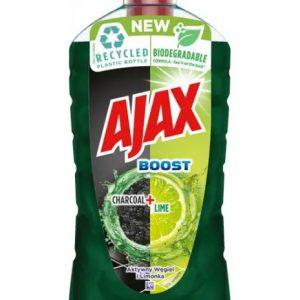 ajax boost uniwersalny plyn czyszczacy charcoallime 1l Easy Resize.com